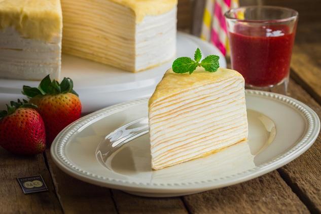 สอนทำเครปเค้ก
