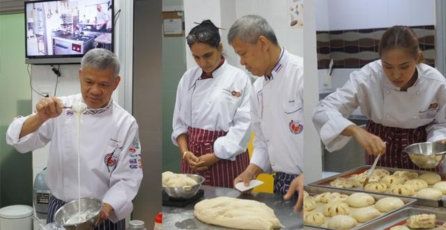 เรียนทำขนมปัง-ขั้นพื้นฐาน-สูตรญี่ปุ่น-knowhowbake