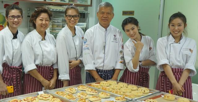 เรียนทำขนมปัง-สอนทำขนมปัง-เนื้อนุ่ม-knowhowbake