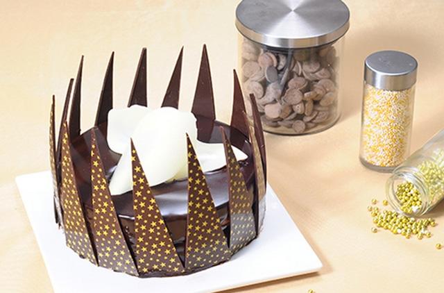 เรียนทำมูสเค้ก
