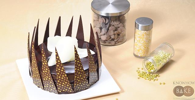 เรียนทำเค้กช็อกโกแลตหน้านิ่ม