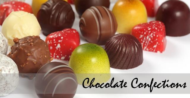 โรงเรียนสอนทำช็อกโกแลต Chocolate Confections