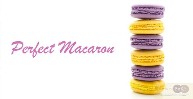 เรียนทำมาการอง สอนทำมาการูน Perfection Macaron เรียนทำมาการอง