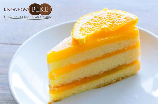 39001035 - orange cake