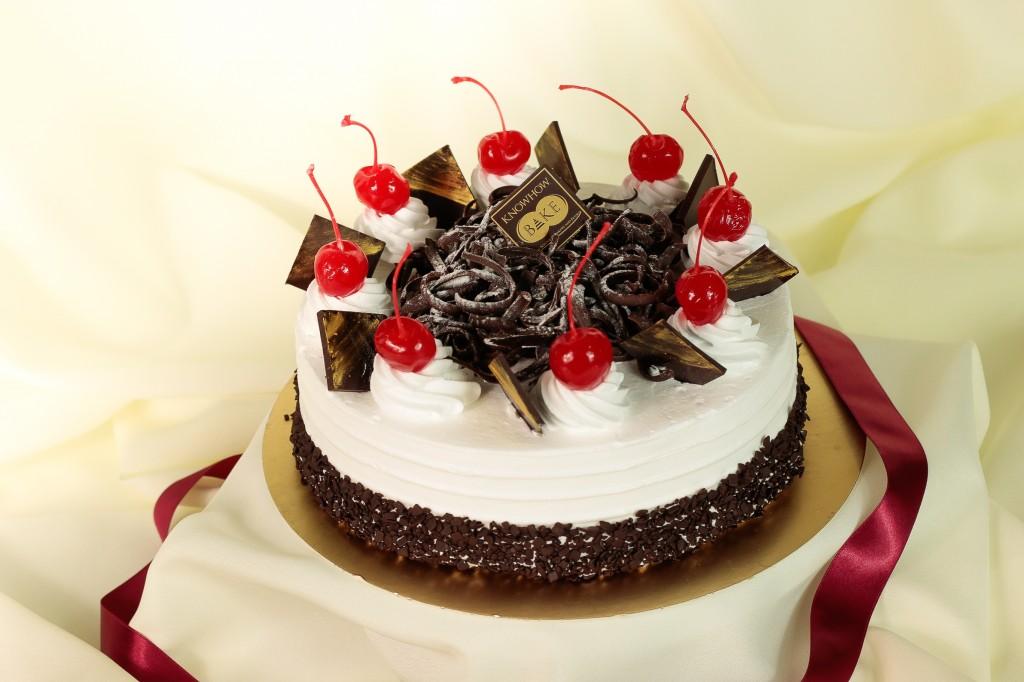 สอนพื้นฐานการทำเค้ก