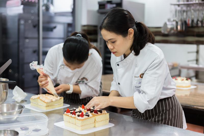 สอนทำเค้ก