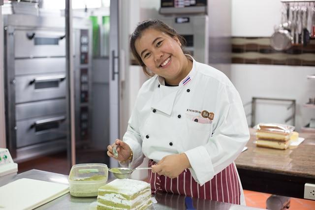 สอนทำเค้กญี่ปุ่น