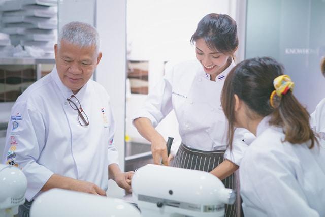 สถาบันสอนทำชีสเค้กญี่ปุ่น