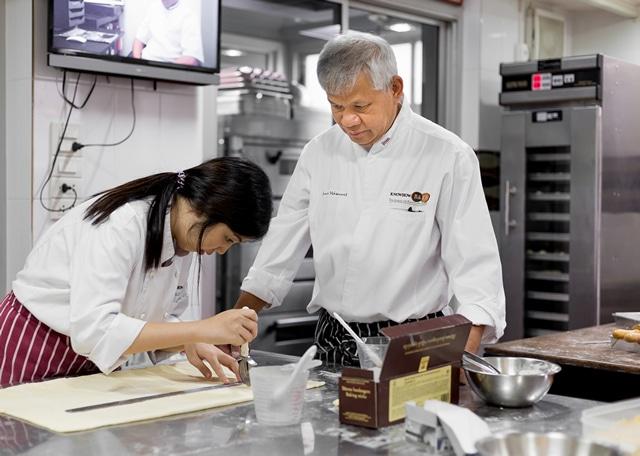 สถาบันสอนทำครัวซอง