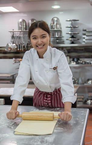 โรงเรียนสอนทำครัวซอง
