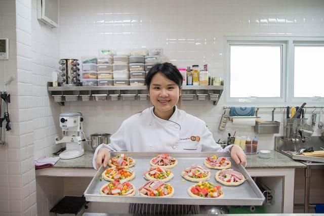 โรงเรียนสอนทำขนมปังญี่ปุ่น