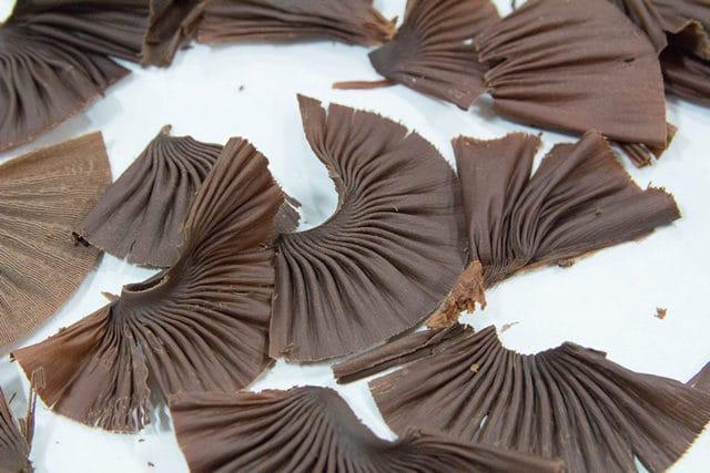 สอนทำ Chocolate Decoration