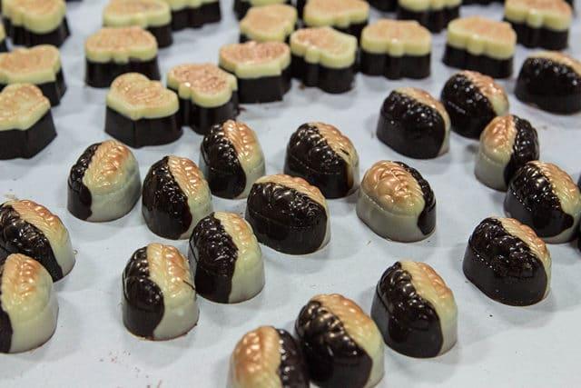 เรียน Chocolates Praline