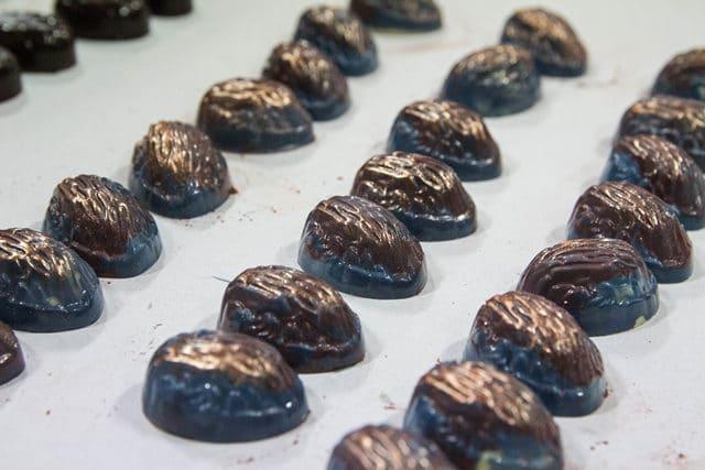 สอน Chocolates Praline