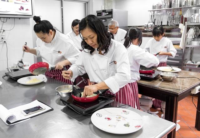 เรียนทำขนมญี่ปุ่น