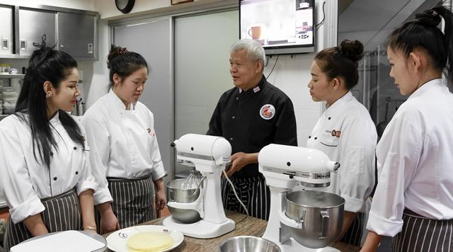 Hokkaido Crepe Cake