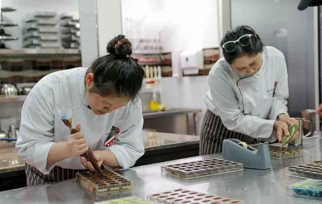 เรียนทำ ช็อคโกแลต ต่างประเทศ