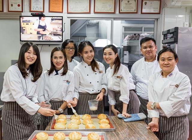 bakery school in bangkok