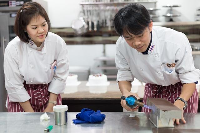 สถาบันสอนทำเบเกอรี่ญี่ปุ่น
