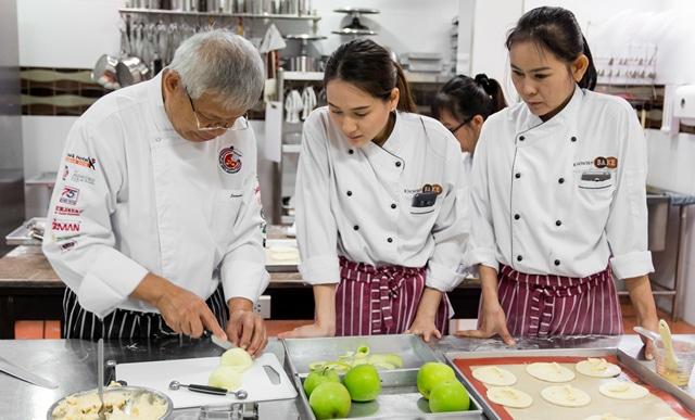 สอนทำพายฮ่องกง