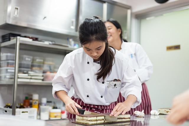 สอนทำขนมญี่ปุ่น