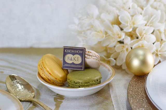 macaroon French Pastry School