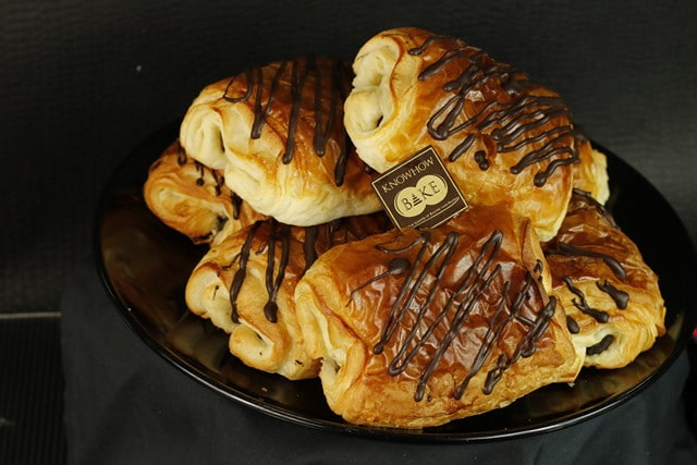 Chocolate & Hazelnut Croissant